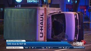 Канада 1152: Террористическая атака в Эдмонтоне (Альберта) и протесты против нелегалов