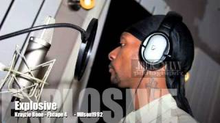 Krayzie Bone - Explosive ( FULL ) Fixtape Vol. 4 Under The Influence