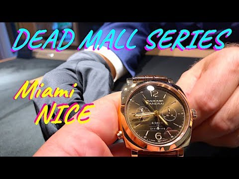 (NOT) DEAD MALL SERIES : MIAMI NICE : ULTRA-LUXURY BAL HARBOUR SHOPS