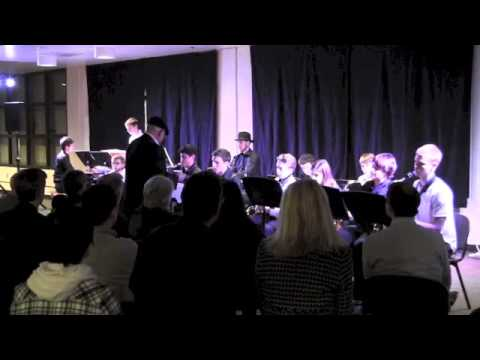 Riverdale High School Jazz Band 2014