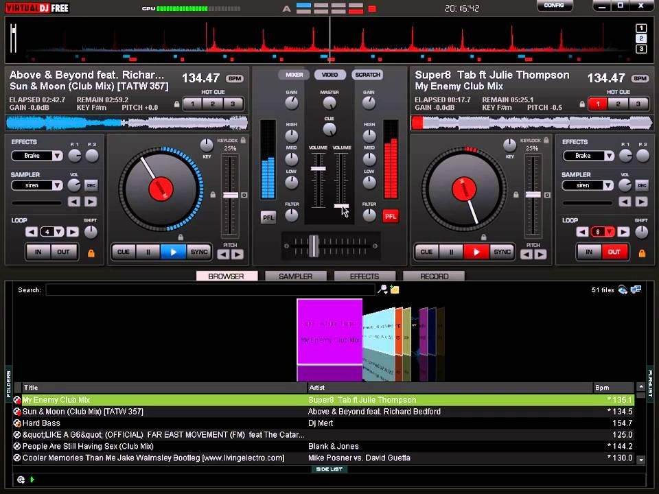 Super dj mixer software download