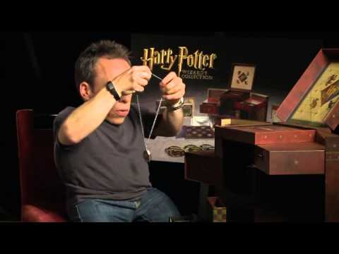 Harry Potter Wizard's Collection Boxset Unboxing