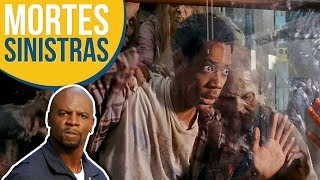AS 7 MORTES MAIS CHOCANTES DE THE WALKING DEAD | CÂMERA 7