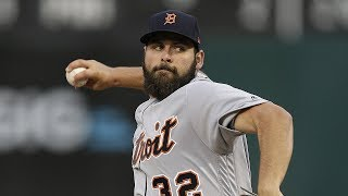 Michael Fulmer 2017 highlights