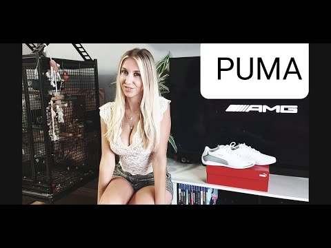 Zapatillas Puma Mercedes AMG