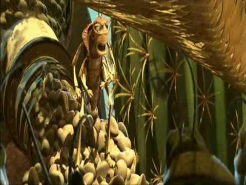 """Discorso di Hopper in """"A Bug's Life"""""""