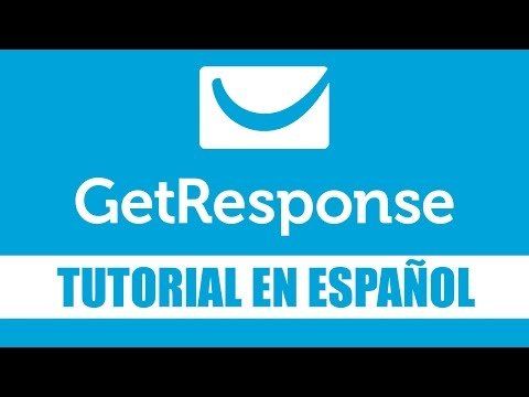 GetResponse - Tutorial Email Marketing Software - 03 - Como Crear Un Formulario