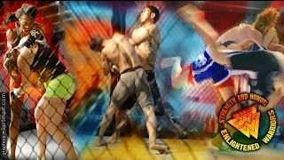 Enlightened Warriors Amateur MMA Fight Clips (Male/Female) - YouTube