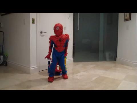 Lucas Hombre Araña