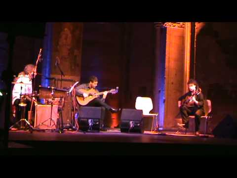guitarra Juan Carlos Gómez quartet en concierto