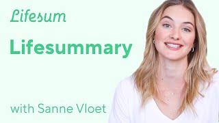 Sanne Vloet shares her health secrets   Lifesum