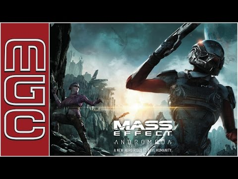 Mass Effect: Andromeda News and Stuff - Nov 2nd, New Characters?