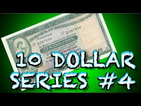 10 Dollar Cube Series #4
