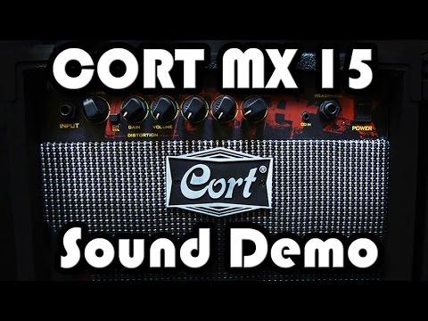 CORT MX15R Комбоусилитель