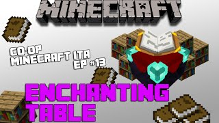 Minecraft CO-OP [ITA] EP #13: Enchanting Table