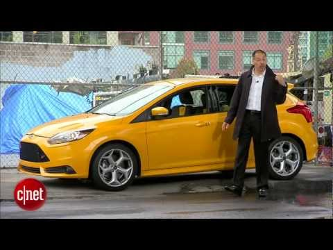 Car Tech - 2013 Ford Focus ST