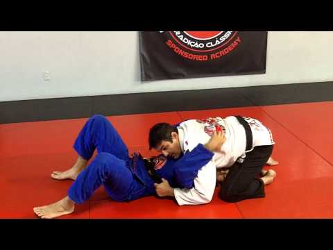 Jiu Jitsu Techniques - North South Attacks Image 1
