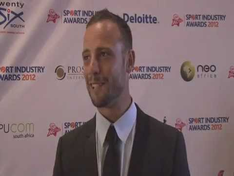 Virgin Active Sport Industry Awards 2012 - Red Carpet