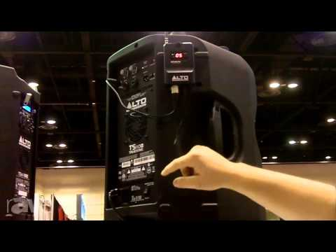 InfoComm 2013: Alto Professional Shows its Stealth Wireless System