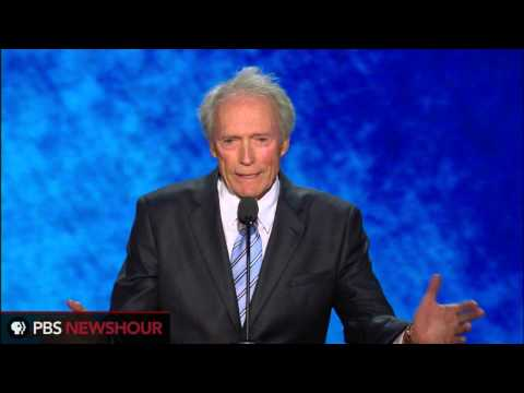 Clint Eastwood y su defensa a Trump: Vivimos en una generación de maricas