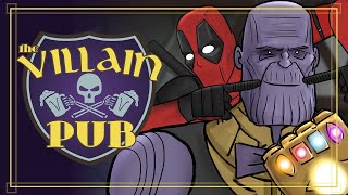 Villain Pub - The Dead Pool