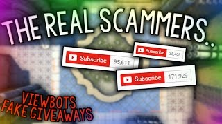 THE REAL CS:GO SCAMMERS..