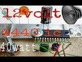 how to make 12v audio amplifier circuit 40watt use ic LA4440 ( In hindi 100% working ) thumbnail