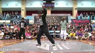 Locking Judge Demo - Go Go Family (Tony GoGo, Rei, Yuu) | 20140302 OBS Vol.8