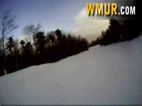 Ski Cam: Hannah Kearney At Waterville Valley