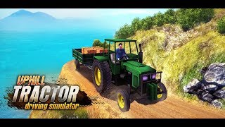 Uphill Tractor Driving Simulator Game : Game Play trailer by Engine Oil Games