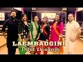 Laembadgini Bhangra Steps | Diljit Dosanjh | Bhangra Dance Performance
