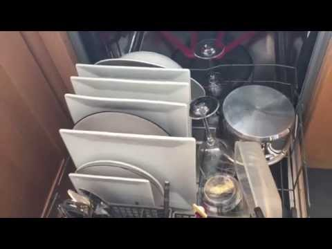 Whirlpool 6th Sense PowerDry Built In Dishwasher Review