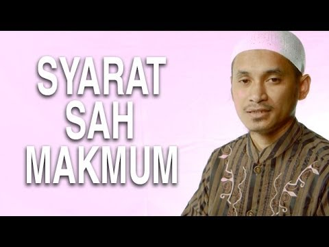 Serial Fikih Islam (34): Hukum-Hukum Seorang Makmum - Ustadz Abduh Tuasikal