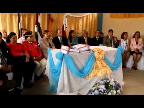 Eloy Alfaro cumple 95 años de parroquialización.