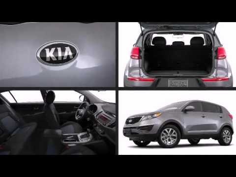 2016 Kia Sportage Video