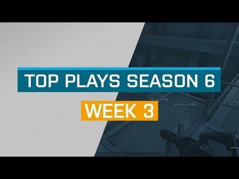 CS:GO - Top Plays: Week 3 - ESL Pro League Season 6