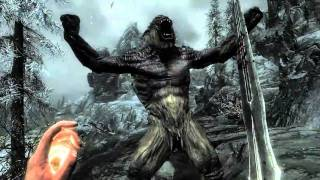 Skyrim : The Elder Scroll V - Tráiler en Inglés subtitulado en Hobbynews.es