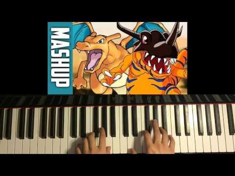 Misc Cartoons - Digimon-Wir Drehen Auf