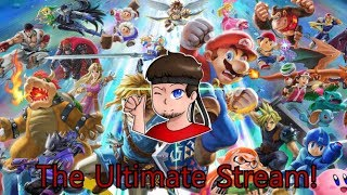 Time For an Ultimate Smashing Good Time! (Solo + Multiplayer Stream)