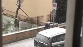 Neve a Milano