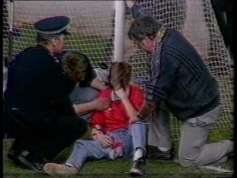 Hillsborough Stadium Disaster UK - Australian TV News Item (1989)