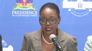 VIDEO: Haiti - Conference Bilan Caravane Changement de la vallee de l'Artibonite, Prevision pou le Sud