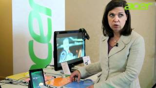 Acer Aspire one HAPPY 2 Netbooks (IFA Preview)