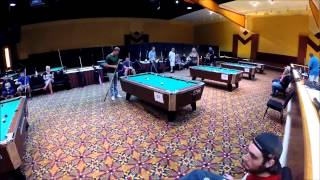 NAPA Nationals 2015. 8 Ball Championship Part 1