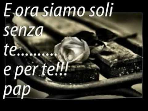 Eros Ramazzotti E'per te (sta passando Novembre)