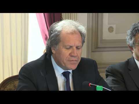 Canciller Almagro: Tendremos un Uruguay más grande y con más recursos