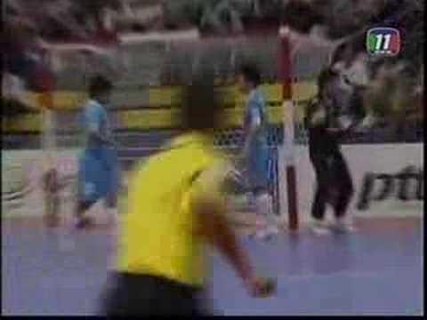 TOT v Chonburi Blue Wave (Thailand Futsal League)