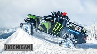 [HOONIGAN] DTT 198: Ken Block's Winter Hoonage