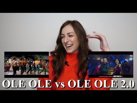 OLE OLE vs OLE OLE 2.0 | Saif Ali Khan | Original vs Remake | Music Video | REACTION