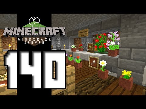 Beef Plays Minecraft Mindcrack Server S3 EP140 Frankie Flowers